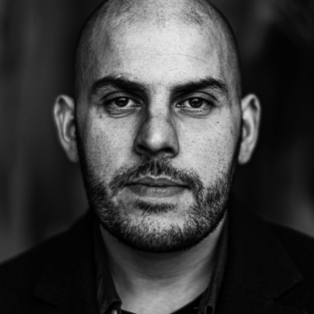 Photo of Fatih, jury member of the Unlike Portrait Awards photography contest