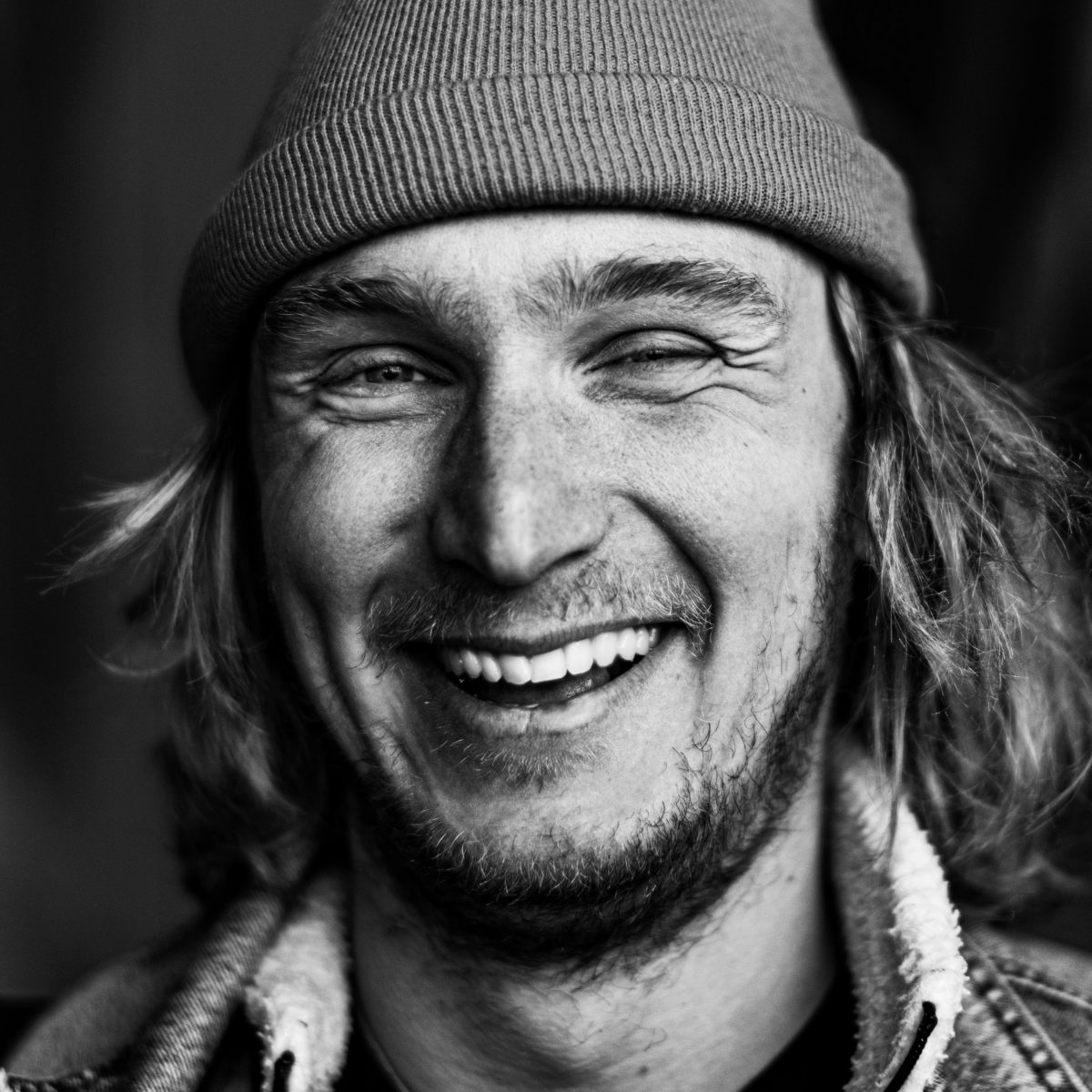 Photo of Kasper, jury member of the Unlike Portrait Awards photography contest